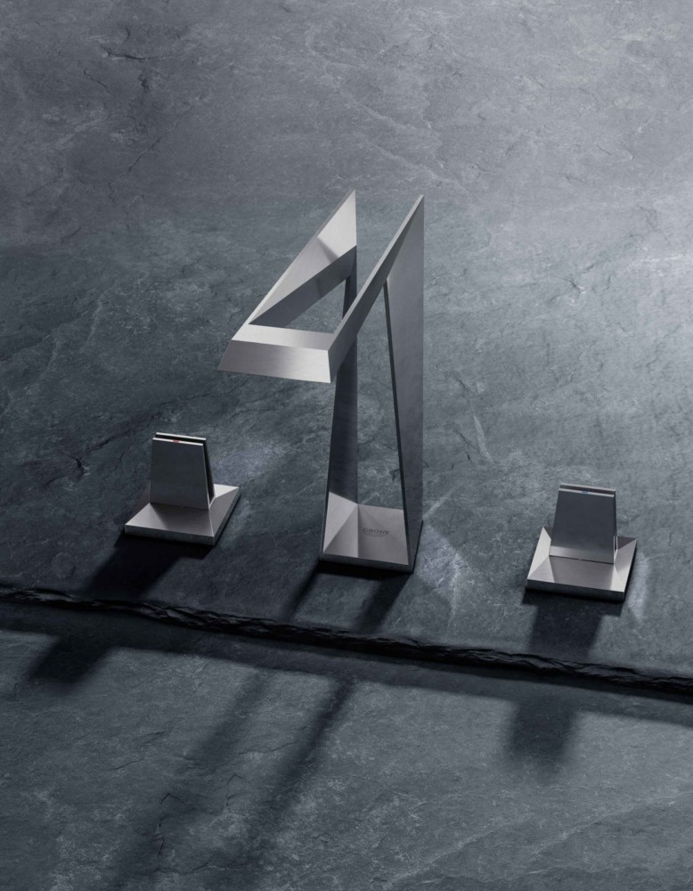 Смеситель компании Grohe стал победителем в номинации «Лучший дизайн продукта»