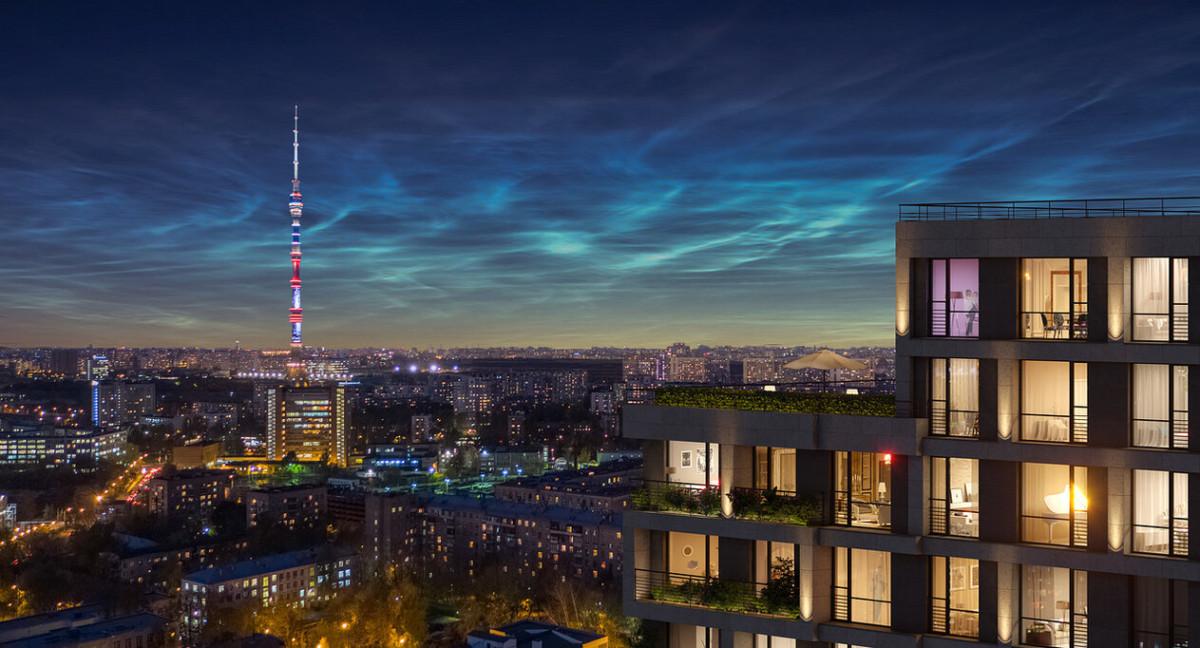 В комплексе апартаментов HILL8 прошла дискуссия о трендах и человечности в архитектуре и дизайне