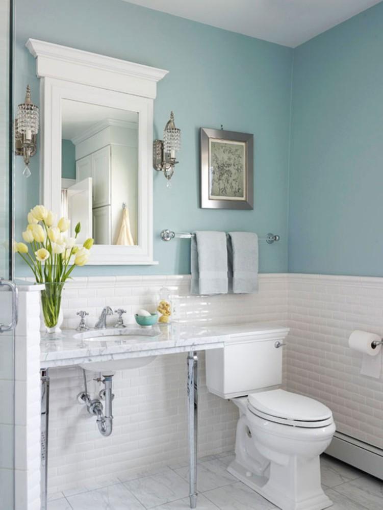 Дизайн маленького туалета: 20 способов обновить интерьер и добавить уюта