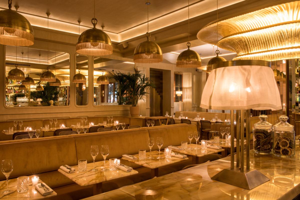 Nolinski Le Restaurant — новое заведение с интересной концепцией