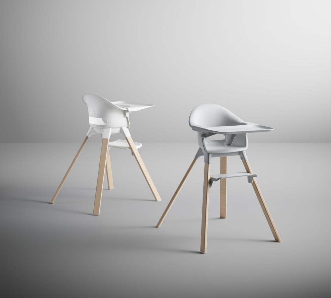 Компания Stokke представила стульчик для малышей Stokke® Clikk™