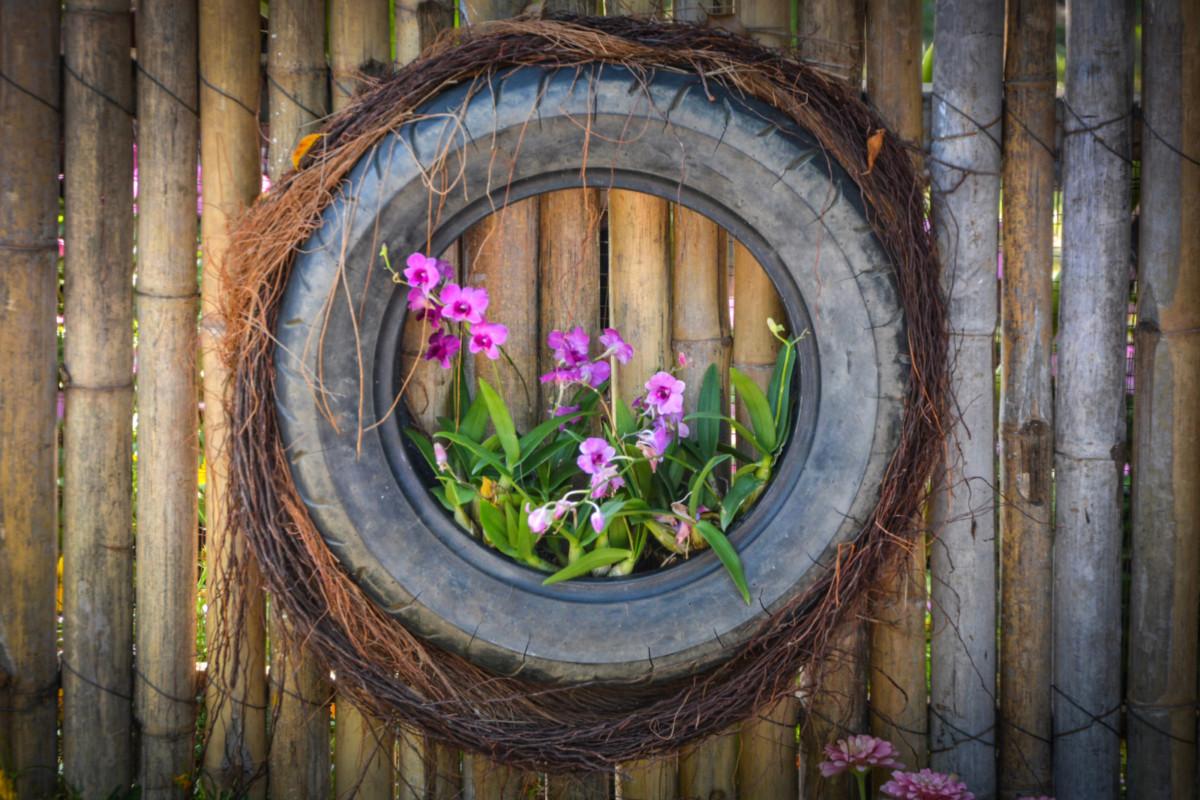Как украсить сад: 15 интересных идей для дачи