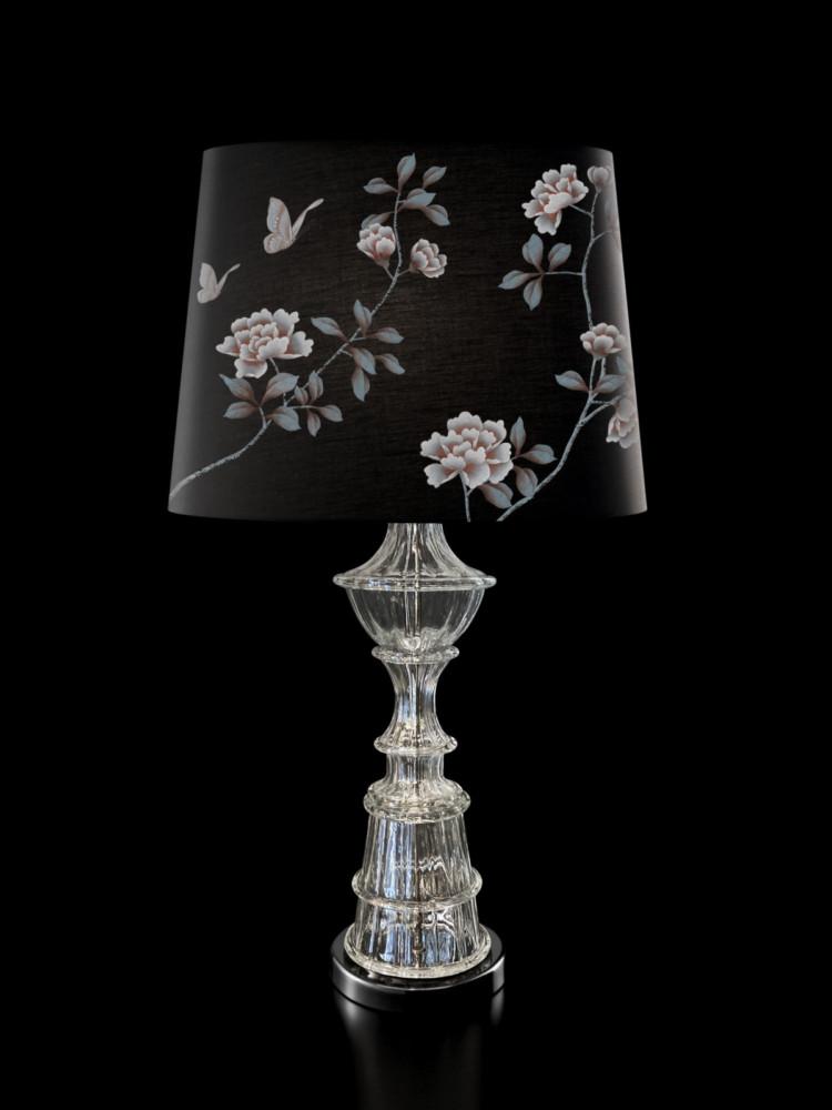 Бренды Barovier & Toso и Misha Wallcoverings выпустили совместную коллекцию ламп
