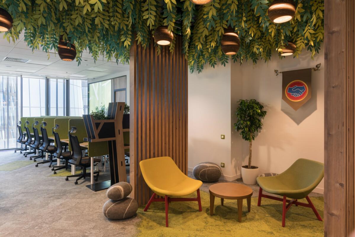 Новый офис Avito в северной столице России: какой он