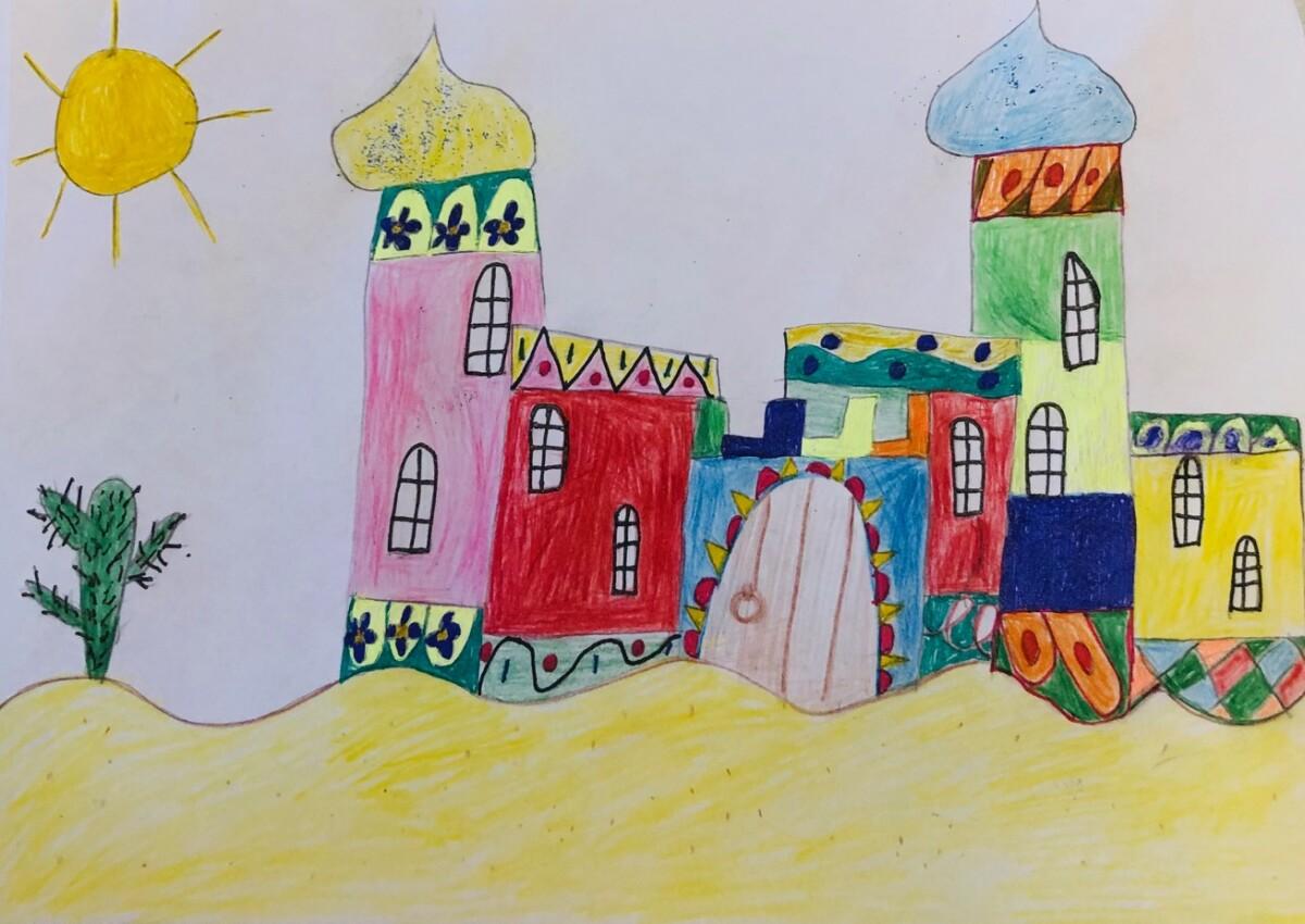 Лучшие рисунки «Домов мечты», сделанные за время изоляции