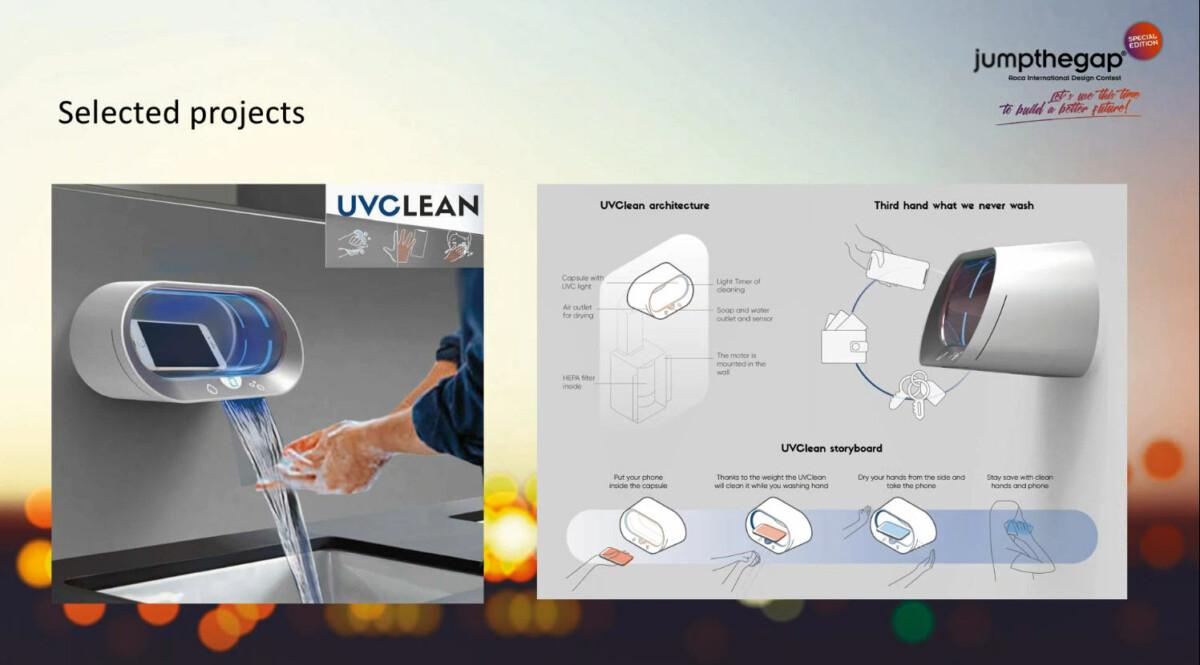 5 инновационных проектов для гигиены и защиту от инфекций