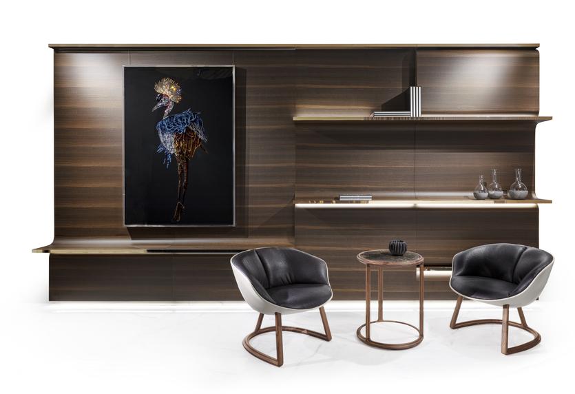 Компания Visionnaire выпустила коллекцию мебели и светильников Beauty