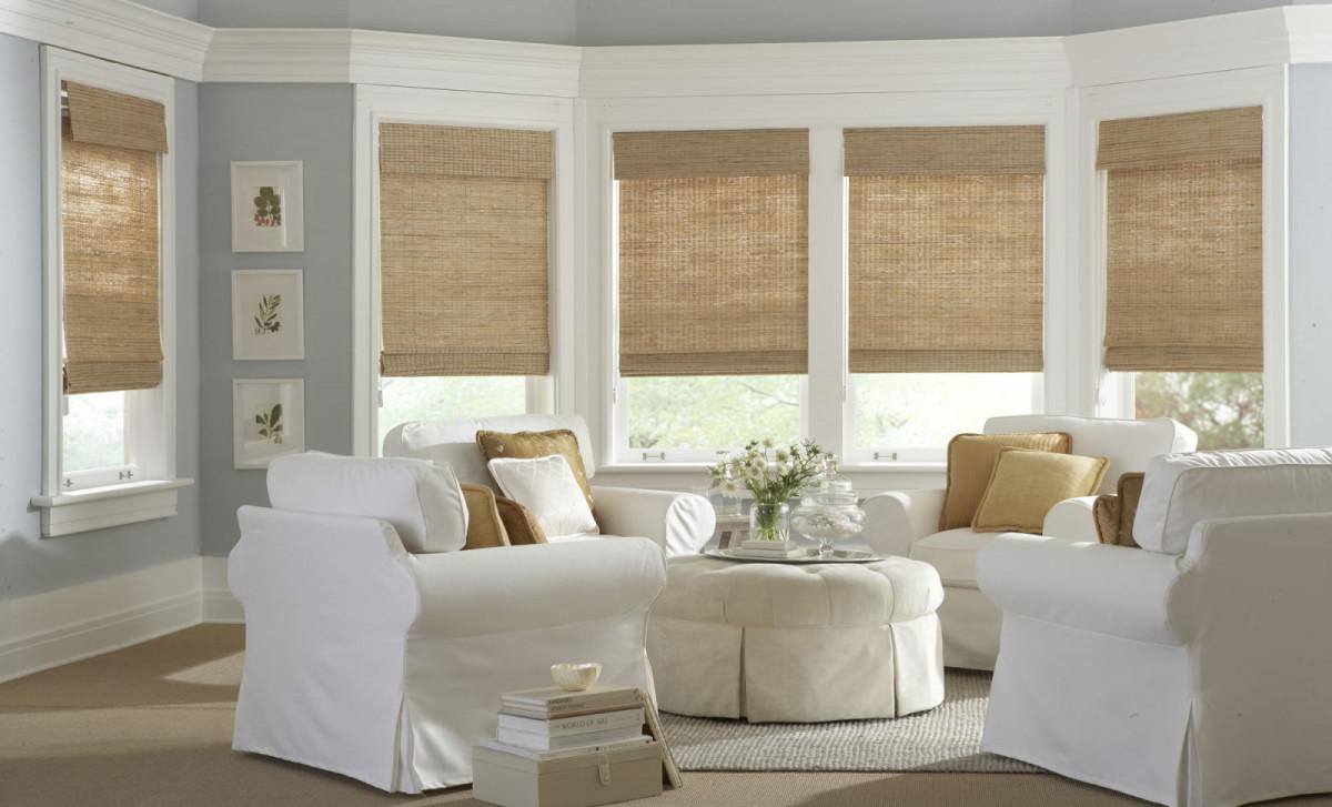 Если шторы надоели: 17 альтернативных способов оформления окна