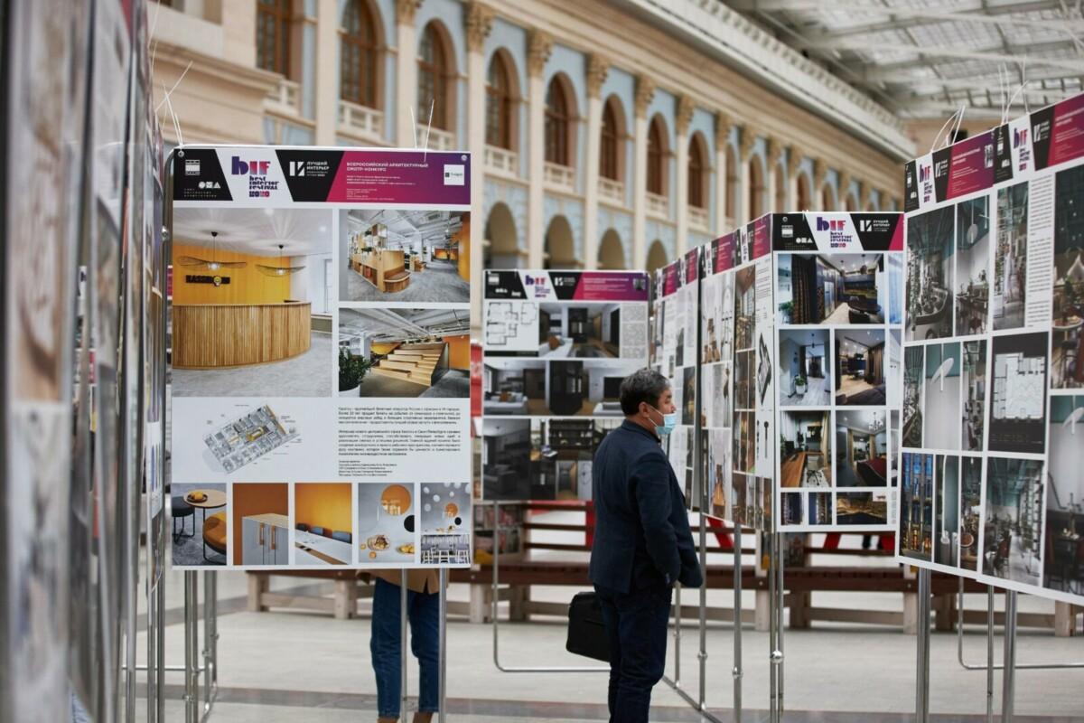 Best Interior Festival собрал лучшие работы дизайнеров и архитекторов